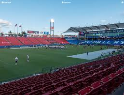 Toyota Stadium Football Seating Chart Toyota Stadium Section 102 Seat Views Seatgeek