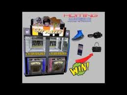 Cut Ur Prize Vending Machine Awesome Newest Gift Machine Key Master Prize Vending Arcade Game MachineCut