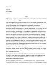 marie julme feminization of poverty essay marie julme hus  2 pages marie julme ageism essay