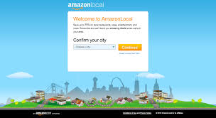 how to use amazon local