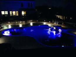 swimming pool lighting options. Outdoor Pool Lighting Swimming Options T