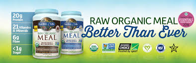 raw organic protein better than ever