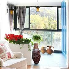 big flower vase for living room paper