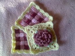 Flower Granny Square Pattern