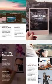 37 Half Fold Brochure Templates Free Premium Templates