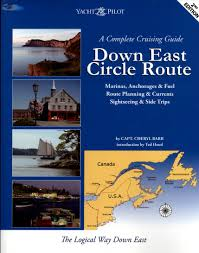 Downeast Tide Chart Down East Circle Route 2nd Ed