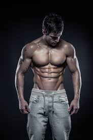 man with muscles and fitness hd picture 01