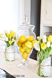 house decorating ideas spring. Spring Decorating Ideas: Add Lemons Or Citrus House Ideas
