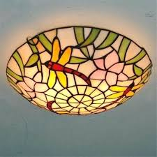 wondeful stained glass lamp shade b2851 modern art crafts stained glass lamp shade re vanity flush mount ceiling light fixtures chandelier tiffany