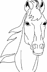 Cavallo Disegno Per Bambini Facile Con Disegno Cavallo Da Colorare