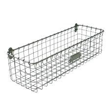 storage bin wire storage bins wire storage baskets target bins rustic steel a medium wall