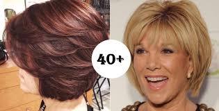 Většina žen Po 40 Má řídké Vlasy Bez Objemu Toto Je 20 Trendy účesů