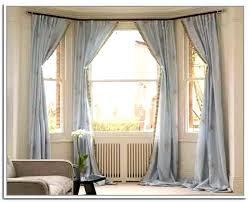 drapes for bay window curtains 3 windows eyelet y62