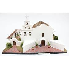 Architectural Drawings California Missions Resource Center Mission Mission San Diego De Alcala Floor Plan