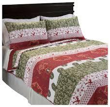 brea cotton quilt set by lavish home twin 2 piece