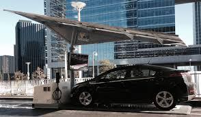 Ev Arc Electric Vehicle Autonomous Renewable Charger Envision