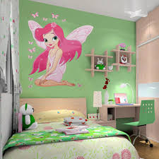 Princess And The Frog Bedroom Decor Compare Prices On Fairy Wall Murals Online Shopping Buy Low Price