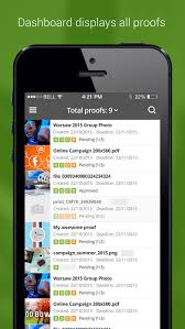 my proofs app workfront proof on the app store
