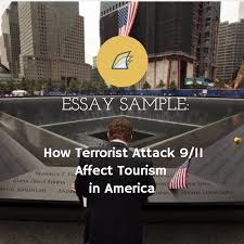 how terrorism attack affect tourism in america