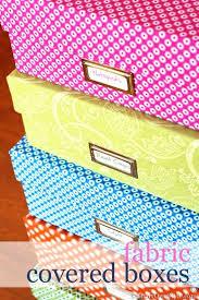 Decorative Cardboard Storage Boxes With Lids Amazon Decorative Cardboard Storage Boxes Fabric With Lids 15