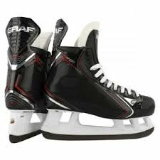 Junior Ice Skates Size Chart Details About New Graf Pk4400 Peakspeed Junior Youth Size 5 5d Skates Jr Ice Hockey Boys Skate