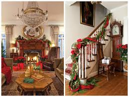 Colonial Christmas Decorating Ideas Welcome Home Fluff Up The Foyer By  Draping Swags Of Fresh Greenery With Welcome Home Decoration Ideas.