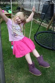 Mellow Mummy: Snugrugs Zara Children's Sheepskin Boots Review : Taking life  as it comes...