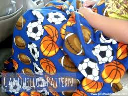 Quillow Pattern Delectable Quillow Pattern AllFreeSewing