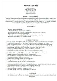 Personal Assistant Resume Amazing Pic Personal Assistant Cv Template 28 Resume Swarnimabharathorg