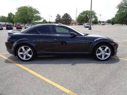 2004 mazda rx8 blacked out. 2004 mazda rx8 gasoline 4 door with leather seats rx8 blacked out