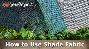 garden shade cloth.  Shade How To Use Shade Cloth U0026 Protect Your Plants From The Extreme Summer Heat   Organic Gardening Blog With Garden E