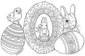 Coloring Pages Halloween Pdf Disney Printable Egg 5 Easter Dot To