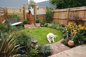 Small Picture Low Maintenance Backyard Ideas Backyard Landscape Design