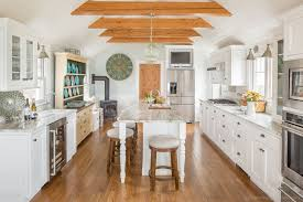 Cape Style Kitchen Design A Cape Cod Cottage Style Kitchens New Look Boston Design
