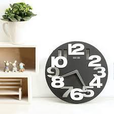 clock wall decor wall clock digital