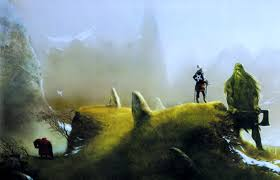 sir gawain and the green knight john howe