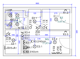 electrical wiring wikiwand wiring layout plan for a domestic building