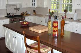 wooden kitchen countertops pros cons