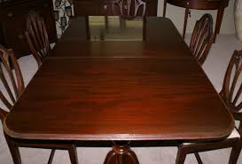 dressers mesmerizing antique dining room tables 9 impressive gany furniture astounding for double pedestal table por