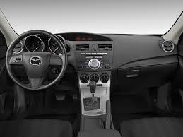 Image: 2010 Mazda MAZDA3 4-door Sedan Auto i Sport Dashboard, size ...