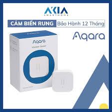Cảm Biến Rung Aqara tích hợp Con quay hồi chuyển và nhận diện chuyển động,  phát hiện rung động, cảnh báo lên điện thoại
