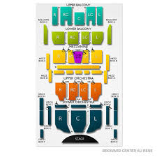 Broward Center Au Rene Tickets