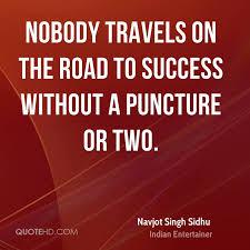 Road To Success Quotes