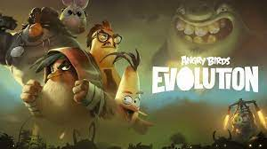 Angry Birds Evolution APK Download - Collect Birds to attack those nasty  pigs