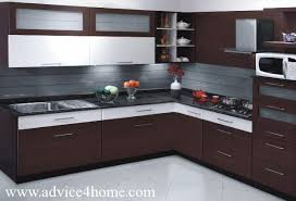 white and brown kitchen designs. dark brown-white modern kitchen design white and brown designs