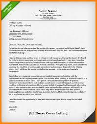 Cover Letter Example Nursing Jobs 15 Cover Letter For Rn Job Zasvobodu