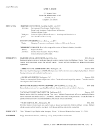 Law School Resume Examples Law School Resume Example Samples Breakupus Examples Downlo Sevte 44
