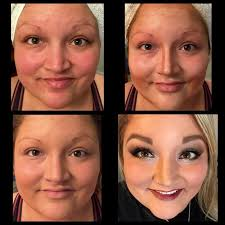foundation younique and my younique transformation