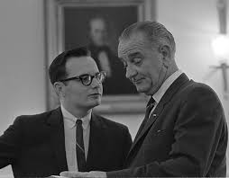 lbjs office president. A Younger Bill Moyers With President Lyndon Johnson. Lbjs Office