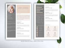 Design Resumes 100 best Resume Templates images on Pinterest Resume design 71